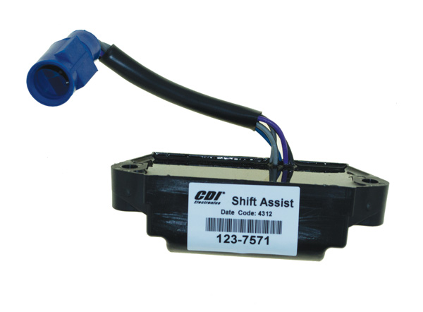 OMC Shift Assist Module (Prestolite BID V-8) 987571 (123-7571)
